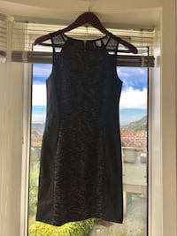 Sexy metallic bodycon dress size 36 Bergen, 5096