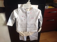 Baby boy 4 piece outfit