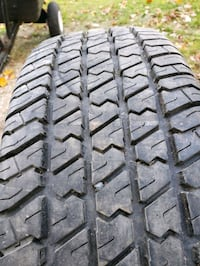 235/75/R15 Michelin Tire