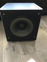 Home theatre subwoofer