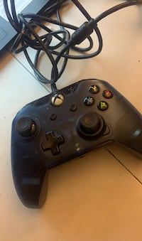 Game console controller PDP