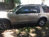 Ford Explorer 2002 runs and drive great clean title just needs a car wash Bridgeport, 06606