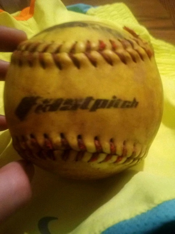 Astpitch ball old