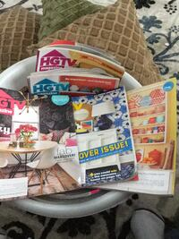 HGTV Magazines lots Glen Burnie, 21061