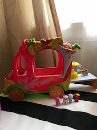 Shopkins trucks  Toronto, M6L 1N4