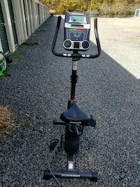 black and gray stationary bike Frederick, 21703