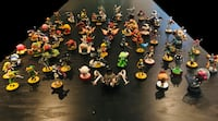 Amiibo lot (75 including Japan exclusive) Florence