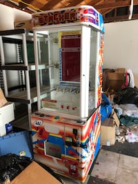 Stacker Arcade Game Prize Machine - Great Condition Los Angeles, 91306