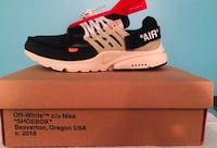 Nike Off White Presto Haverhill, 01830
