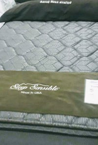 Queen Yorkville Mattress with Box Brand New Knoxville