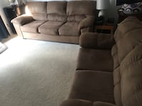 Sofa and love seat Fort Mill, 29707