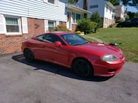 2007 Hyundai Tiburon York Haven