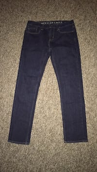 mens american eagle jeans  brand new never worn size 30x32 Gloversville, 12078