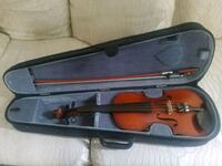 Morelli violin with hard case, bow and resin Manassas, 20110
