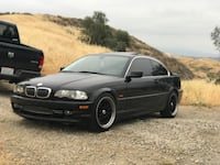 Black BMW E46 Castaic, 91384