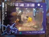 anime character action figure with pack Richardson, 75081