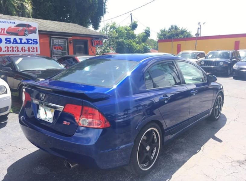 2008 Honda Civic 4