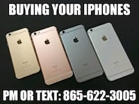 Cash for your iPhones