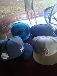 black and blue fitted caps Jacksonville, 32209