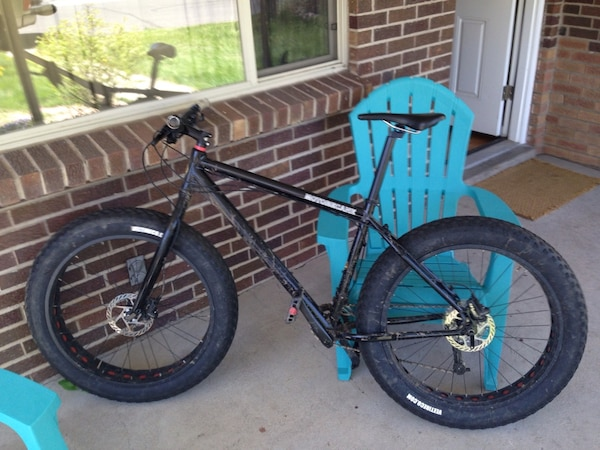 Used Motobecane Fat Bike 17 Very Clean 2x11 For Sale In