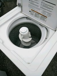 white front load clothes washer Capitol Heights, 20743