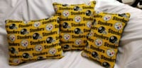 Adorable Handmade Steelers Throw Pillows  Hinesville, 31313