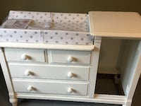 Chalk Paint Baby Change Table Rosedale, Chilliwack, BC, Canada