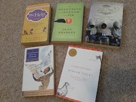 Books $3 Each