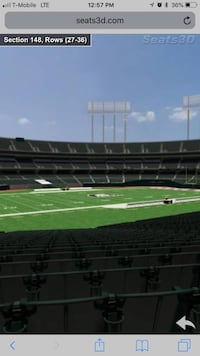 Oakland Raiders tickets  Las Vegas, 89115