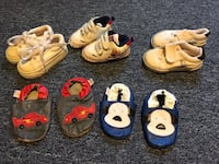 Baby shoes Erie, 16504