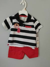 NWT. Baby boy 2pc outfit, Baby togs