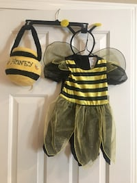 Bumble Bee Dress Up Costume 3-4T Oregon City, 97045