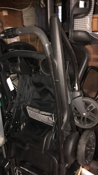 black and gray golf bag Dumont, 07628