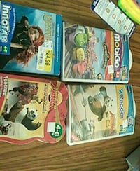 Games leapster I have several at 5 dollars apiece. Sumrall, 39482
