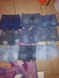 Girls shorts Port St. Lucie, 34952