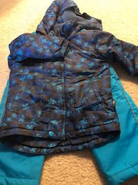 Snowsuit size 5 London
