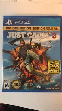 Just Cause 3 (PS4) Montreal, H1P 2X1