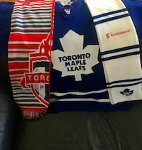 Maple Leafs Jersey/Scarf, TFC Scarf Toronto, M3H 3R7