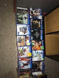Ps3 and ps4 games for sale  Edmonton, T5M 3J5