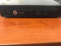 """HP Pro with 24"""" Monitor...HP Specs, 8gb Ram, 256 ssd HDD, 1x Core Hagerstown, 21740"""