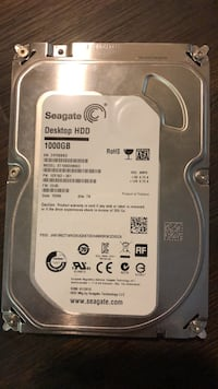 1tb hard drives with cases Cockeysville, 21030