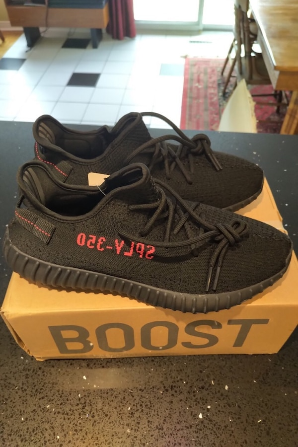 000d97e70 Used Adidas Yeezy Boost V2 Bred UA for sale in Toronto - letgo