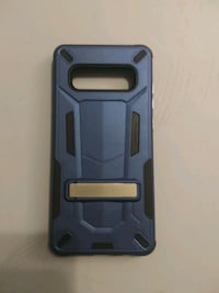 Blue&black phone case for a Galaxy S10+ Ankeny, 50021