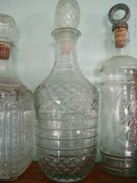 Crystal decanter South Bend