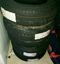 YOKOHAMA set of five! 185/70 R15