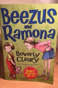 Beezus and Ramona by Beverly Clearly Kenilworth