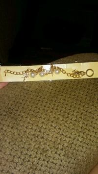 Gold and cherub bracelet Greeneville, 37743