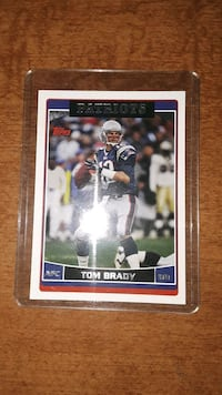 2006 Tom Brady, GEM MINT 10
