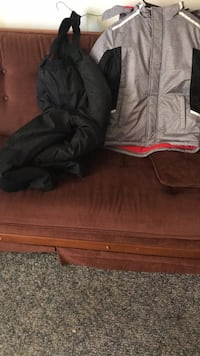 2piece snow suit size lrg in good condition . Winkler, R6W 1A2