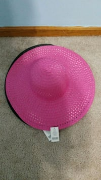 round pink plastic container with lid Jacksonville